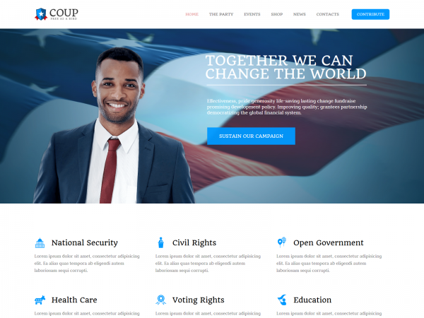 <span>Coup – A Political Theme</span><i>→</i>