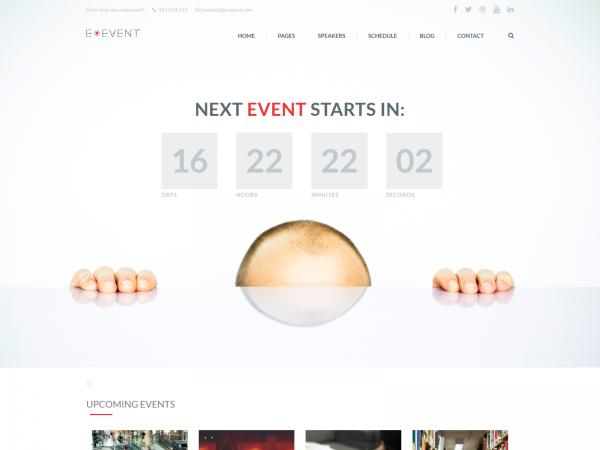 <span>E-Events</span><i>→</i>