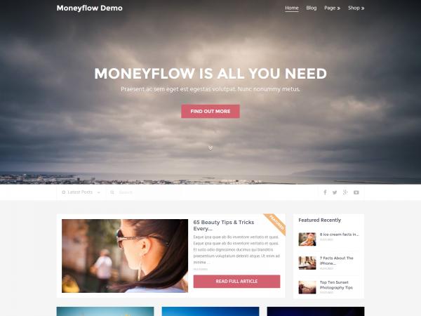 <span>Moneyflow</span><i>→</i>